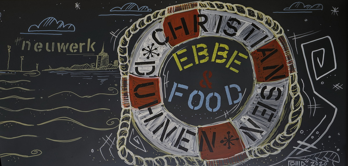 Christiansens  Ebbe & Food - Selbstbedienung